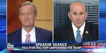 Gohmert Blames Bill Clinton For Trump's Vile Language On Fox And Friends