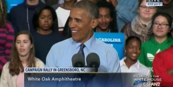 President Obama Responds To Being Called  A Demon