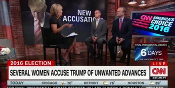 CNN Host Turns Lewandowski's Attacks On Bill Clinton Back To Donald Trump
