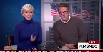 Morning Joe Crew Signal The End Of Rudy Giuliani's Career