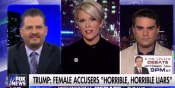 Megyn Kelly: Women Fear Being 'Attacked Brutally If They Come Forward'