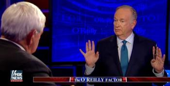 Accused Sexual Harasser O'Reilly And Serial Adulterer Gingrich Attack Media Coverage Of Donald Trump's Alleged Sexual Abuse