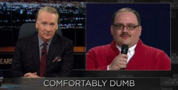 Bill Maher Rips Ken Bone And His Fellow Undecided Voters