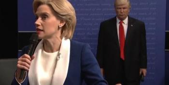 Trump Calls 'Saturday Night Live' Cold Open A Hit Job