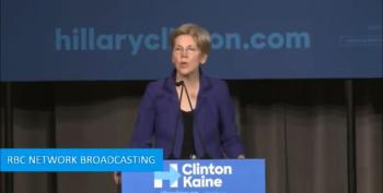 Elizabeth Warren Eviscerates Trump Again In Denver Rally