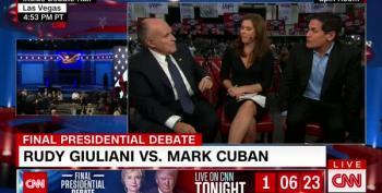 Rudy Giuliani Tells CNN Bill Clinton 'May Have Had' Illegitimate Children
