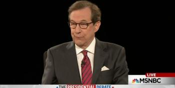 Chris Wallace Inserts Right Wing Talking Point On Clinton Foundation 'Pay To Play' Into Debate