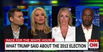 CNN's McEnany: It's Trump Supporters Versus Black Panthers With Guns At The Polling Places!