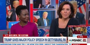 Trump Surrogate Propositions MSNBC Panel: '$100 To Talk Policy'
