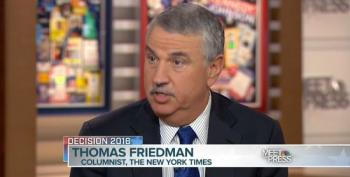 Thomas Friedman: 'This Version Of The Republican Party Needs To Die'