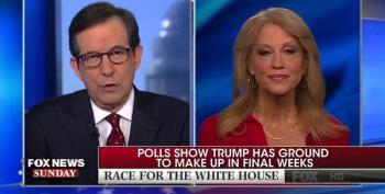 Kellyanne Conway Pushed By Wallace To Answer Rumors She's Grown Uncomfortable With Trump