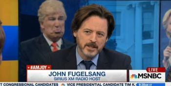John Fugelsang: Donald Trump Is Guaranteed To Win An Emmy For His Alec Baldwin Impression