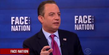 Reince Priebus: 'He Is Not Willing To Not Concede If He Loses And There's No Fraud'