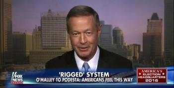 Watch Martin O'Malley Leave Fox Hosts Sputtering As He Destroys Donald Trump