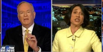 When Conservatives Fight:  BillO Vs. Jennifer Rubin