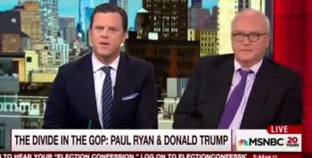 Morning Joe Digs The Memory Hole: 'We're Calling It Trumpism'