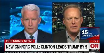 Anderson Cooper: Phony Polls Are The Online Polls Donald Trump Always Touts