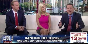 Fox And Friends Melt Down Over Hillary Not Watching Chicago Cubs Game