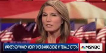 Nicolle Wallace Predicts Exodus Of Women From The Republican Party