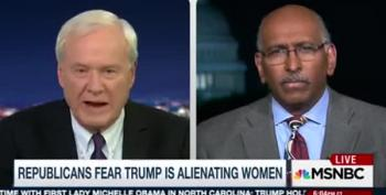 Michael Steele Admits GOP Dumbed Down 'Last Couple Of Weeks'