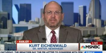 Eichenwald: James Comey's Letter Could Damage The Reputation Of The FBI For Years To Come