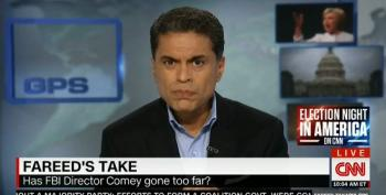 Fareed Zakaria Likens Comey's Actions To A Banana Republic