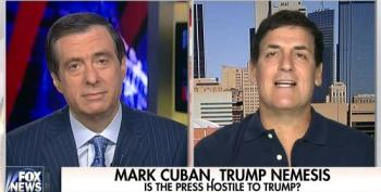 Mark Cuban Swats Claim That Media Has Been Unfair To Trump: 'All He Had To Do Was Shut Up'