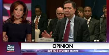 Fox's Pirro: Comey Disgraced And Politicized The FBI