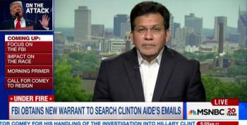 Alberto Gonzales: James Comey's Actions 'Unprecedented'