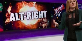 Samantha Bee Destroys The Alt-Right Movement