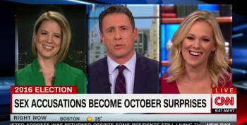 Chris Cuomo Exposes Double Standard: Expects More From Hillary Clinton Than Trump