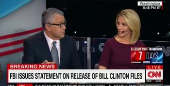 FBI Comes Up With Lame Excuse For Document Dump; Toobin Scoffs