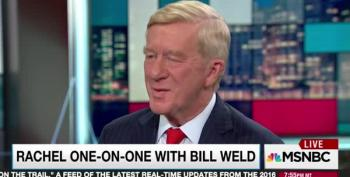Weld: 'I'm Here Vouching For Mrs. Clinton'