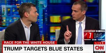 Peter Beinart Slams Lewandowski: 'I'm Not Getting Paid By One Of The Candidates, OK?