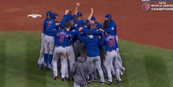 Chicago Cubs Win 2016 World Series!