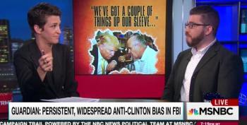 Spencer Ackerman: Trumplandia In The FBI Is Real