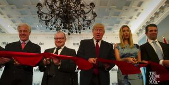 Trump Tower In Toronto Goes Bust