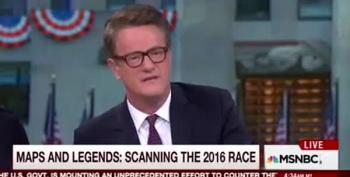 Boy, Did Brian Williams Make Joe Scarborough Mad