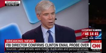 David Gregory Says Mike Pence's Refusal To Accept FBI Conclusion Is 'Dangerous'