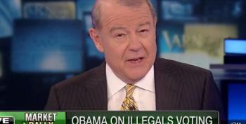 Fox Business' Stuart Varney Plays Heavily Edited Video To Smear President Obama