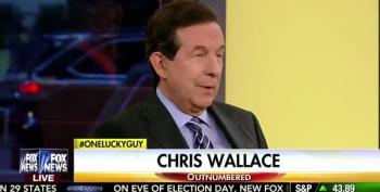 Chris Wallace: James Comey 'Should Have Shut His Mouth' All Along