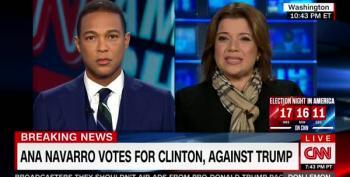 Ana Navarro's Passionate Speech: Why We Are Voting Clinton