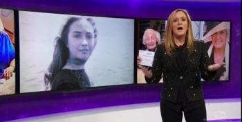 Samantha Bee: I'm Voting For Hillary Goddamn Brilliant Badass Queen Beyoncé Rodham