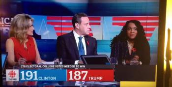 CBC Pundit Calls Election 'White Supremacy's Last Stand'