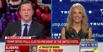 Trump Campaign Manager Doesn't Rule Out Special Prosecutor
