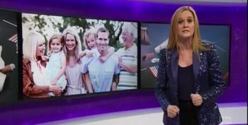 Samantha Bee Highlights America's White People Problem