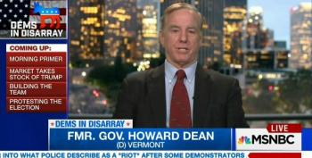 Howard Dean: Running The DNC A 80 Or 90 Hour A Week Job