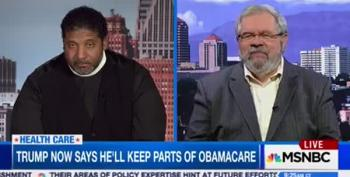 AM Joy: Anti-Obamacare Sentiment Is About Racism