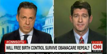 Paul Ryan Gets Testy With Jake Tapper When Asked About Those Pesky Details Of Their ACA Replacement