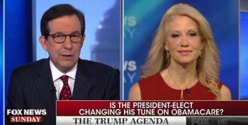 Trump's Campaign Manager Waffles On Repealing Obamacare: 'We Don't Know'